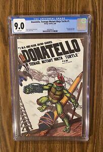 Donatello, Teenage Mutant Ninja Turtle #1 Mirage 1986 - CGC 9.0 White Pages 🔥