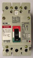 Eaton Cutler Hammer E125S Breaker 3 Pole 125 Amp Egs3125Ffg