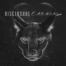 DISCLOSURE CARACAL DELUXE EDITION 3 EXTRA TRACKS DIGIPAK CD NEW