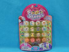 Squinkies Series 4 Bubble Pack 16pcs Soft & Squishy Pets, Friends, Ponies 2010