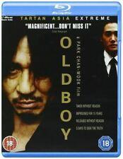 OldBoy (Blu-ray, 2007)