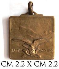 2071) Med. 3° Btg. Alpini Dronero Libia 1911-12 Ia G.M. Albania 1919 mod. S.J.