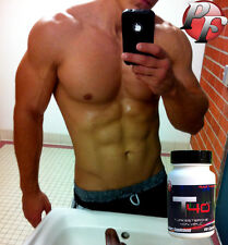 Pro Force T40 2.0 MASS Factor XTREME Bodybuilding Supplements Agmatine Sulfate