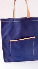 Damen-Shopper/- Umwelttaschen aus Leder Übergroße