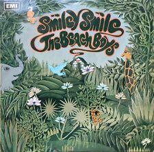 "The BEACH BOYS  ""Smiley Smile""   33T  Original UK 1967"