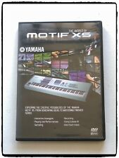 Yamaha Music DVD The World Of Motif Xs Learn to Play Billias Athan