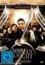 DVD - Woman Knight - NUEVO / embalaje original