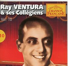 CD CART 25T RAY  VENTURA & SES COLLEGIENS   DE 2000  NEUF NON SCELLE