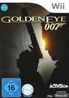 Nintendo Wii Spiel - Golden Eye 007 mit OVP