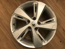 "Genuine OEM RENAULT Megane MK3 17"" plenum de rechange roue en alliage 403006435R"