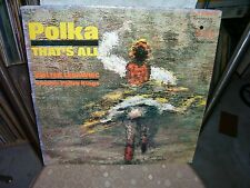 WALTER LEGAWIEC, Polka Music, Time # S/2174