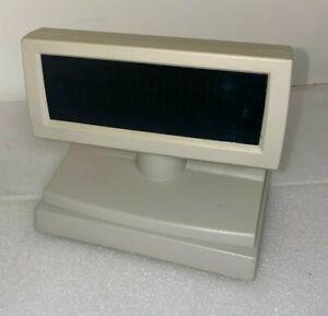 White Epson DM-D110-101 Customer Display M58DB