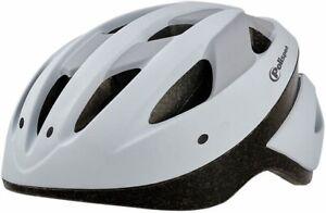 Fahrradhelm Polisport SportRide MTB - Large (58-62cm) - weiß/mattgrau