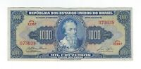 1000 Cruzeiro Brasilien 1959 C053 / P.156e - Brazil Banknote