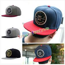 Gorra de béisbol Sombrero Para Hombre Mujer Casual Hueso Hip Hop Snapback Gorras