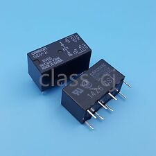 2Pcs Omron G5V-2 DC5V DPDT 8Pin PCB Mount Low-cost Signal Relay