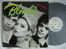 PROMO WHITE LABEL / BLONDIE EAT TO THE BEAT