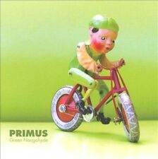 Green Naugahyde [Digipak] by Primus (CD, Sep-2011, ATO (USA))