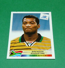 N°188 AUGUSTINE SOUTH AFRICA AFS PANINI FOOTBALL FRANCE 98 1998 COUPE MONDE WM