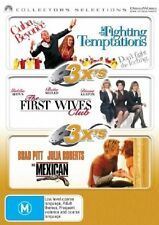 The Fighting Temptations  / First Wives Club (DVD, 2007, 3-Disc Set)