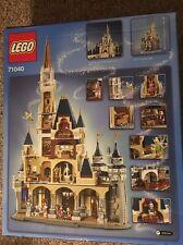 LEGO Disney Cinderella's Castle 71040 NIB Sealed Huge 4080 Pieces Mickey Mouse +