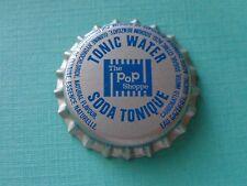 Beer Bottle Cap ~*~ The POP Shoppe Soda Tonique Tonic Water ~*~ Toronto, CANADA