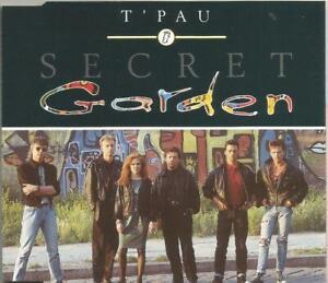 T'Pau - Secret Garden original 1988 CD single