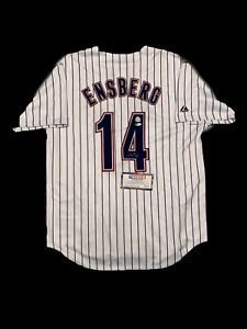 Morgan Ensberg Signed Jersey Tristar