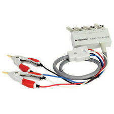 Bk Precision Tl89k1 4 Wire Kelvin Clip Test Leads Lcr Meter894895