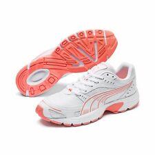 Puma AXIS Damen Fitnessschuhe Joggingschuhe Sneaker Turnschuh 368465 White Peach
