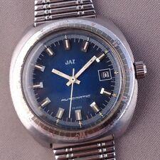 Ancienne montre plongée Jaz automatique acier 40mm FE3611 (voir Yema / Lip)