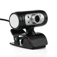 HD Webcam 1280*720 4 LED Web Cam Camera With Night Lights for Computer  720P