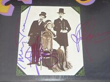 PETER PAUL AND MARY SIGNED LP ALL THREE COMPLETE IN PERSON AUTOGRAPHED