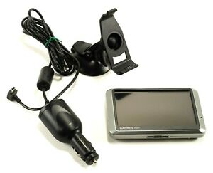 Garmin nüvi 200W GPS with Charger and Windshield Mount