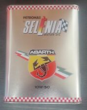FIAT  ABARTH  Selenia Motor OIL  5 W 50