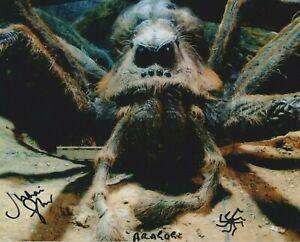 "Julian Glover 10"" x 8"" photo signed in person - Harry Potter - Aragog - K570"