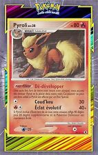 Pyroli - Platine 02: Rivaux Emergeants - 19/111 - Carte Pokemon Neuve Française
