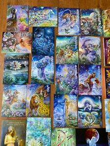 JOSEPHINE WALL Leanin Tree Enchanted Universe zodiac Birthday 47 different cards
