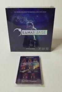Lunar Base Kickstarter Edition by Plepic Games SEALED
