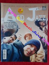 rivista ACID JAZZ 20/1997 Herbaliser Victor Jones Charles Kazda Buzz Bomb No cd