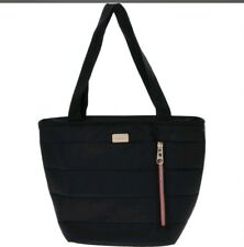 DKNY Black Tote Thermal Insulated Lunch Bag New with tags