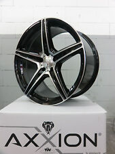 20 Zoll AX7 Concave ET35 Für Audi A4 B8 B9 A5 S5 A6 4F 4G A7 A8 Q5 VW Scirocco R