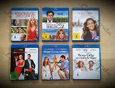 Komödien Paket mit 6 Filmen - Nackte Wahrheit, ..erfundene Frau, usw.. [Blu-ray]