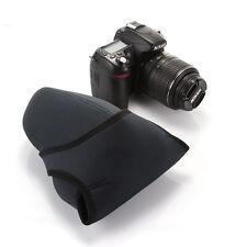Soft Camera Bag Case Cover Fr Nikon D3000 D5000 D5300 D60 18-55mm Lens Protector