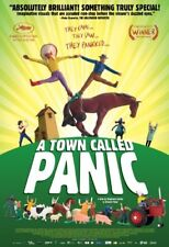 A Town Called Panic [New DVD] Subtitled, Widescreen