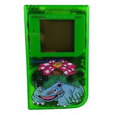 Pokemon Venusaur custom Nintendo Gameboy shell housing diy green