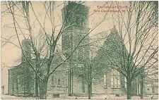 Presbyterian Church in New Cumberland WV Postcard