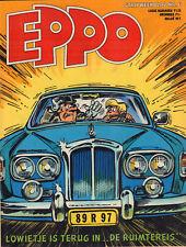 STRIPWEEKBLAD EPPO 1978 nr. 06 - LOWIETJE (COVER) / STORM / FRANKA/ROEL DIJKSTRA
