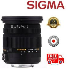 Sigma 17-50mm F2.8 EX DC OS HSM Lens For Sony 58C962 (UK Stock)