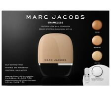 2X Marc Jacobs Beauty Shameless Youthful-Look 24H Foundation SPF 25 Samples